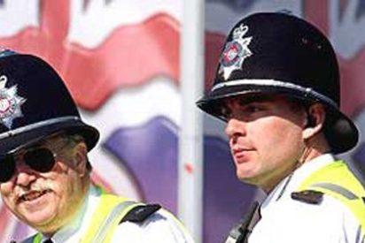 A la policía británica le roban de todo, desde coches a bolsas de té