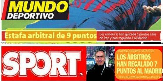 """Albert Masnou (Sport): """"Hay una mano negra que acaba favoreciendo al Madrid"""""""