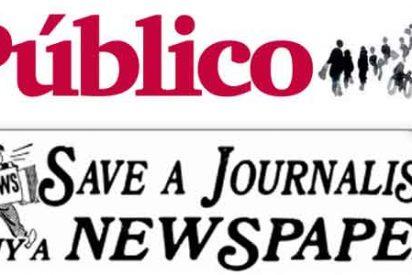 Se puede sostener sin mentir que El País es un portaviones y Público una humilde cañonera