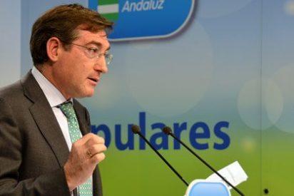Sanz pide la dimisión de Griñán por mentir sobre el déficit de la Junta