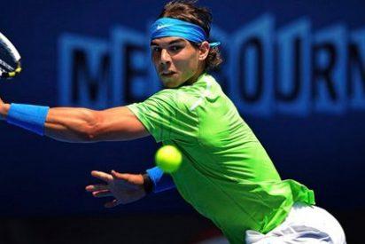 Rafa Nadal gana a Tommy Haas con alguna duda en tres sets (6-4, 6-3 y 6-4)