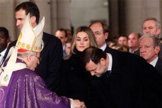 """El cardenal Rouco destaca sus """"buenas obras"""" y su """"caridad política"""""""