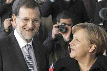 Rajoy y Merkel potenciarán el empleo con fondos europeos