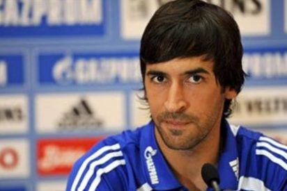 El Real Madrid pagó cuatro millones de euros del sueldo total de Raúl en el Schalke
