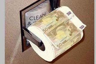 Los 1.228 diputados autonómicos nos costarán 400 millones en 2012