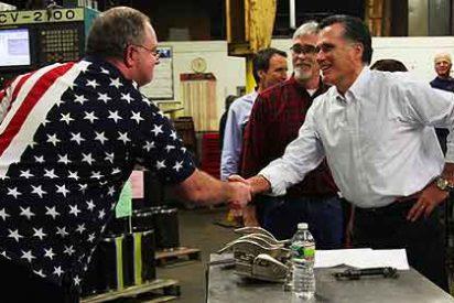 El republicano Romney vence en las primarias de New Hampshire