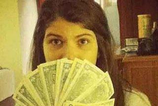 Los dólares de la hija de Hugo Chávez son trending topics en twitter