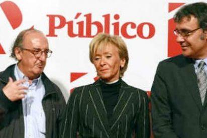 """Público asegura que fue Zapatero quien """"casi"""" creó las escuelas y la sanidad pública y a los trabajadores públicos"""