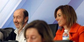 Guerra de cifras y nervios en las primarias andaluzas: Chacón y Rubalcaba ¿futuro frente a pasado?