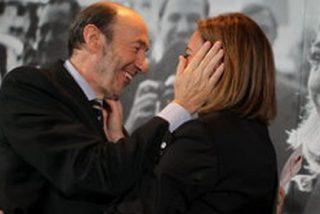 Rubalcaba y Chacón se vuelven a ver las caras en 2012