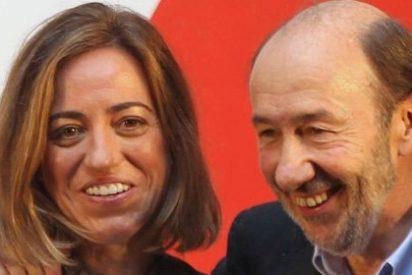 """Ni Chacón ni Rubalcaba """"levantan pasiones"""" en Castilla-La Mancha"""