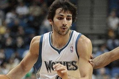 Ricky Rubio sigue a nivel 'All Star' en el triunfo de Minnesota