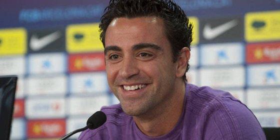 """Xavi: """"No sabemos especular, iremos a hacer el máximo de goles"""""""