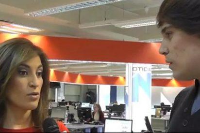 """Ana Samboal: """"Rajoy se ha visto entre la espada y la pared en materia de impuestos"""""""