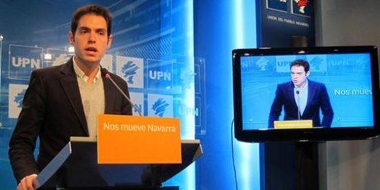 """UPN pide a Rajoy que no dé pasos hasta que ETA """"deje las armas y pida perdón"""""""