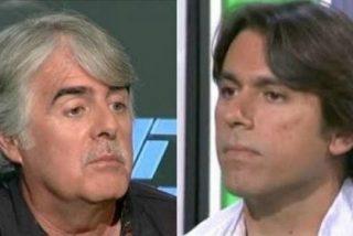 Siro López embiste a Roberto Morales en 'Punto Pelota':