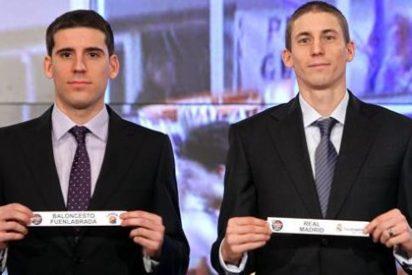 Madrid-'Fuenla' y Barça-Lucentum principales duelos de la Copa 2012