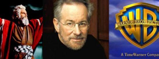 Moisés podría ser el próximo Indiana Jones de Spielberg
