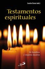 Testamentos espirituales de hombres y mujeres ilustres