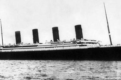 Subastan un frasco de perfume hallado entre los restos del Titanic