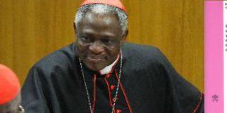El cardenal Turkson propone una tasa para las transacciones financieras