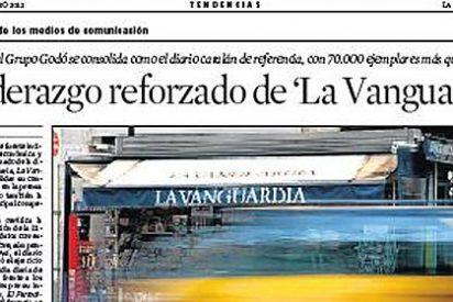 La Vanguardia responde a El Periódico: os sacamos 70.664 ejemplares
