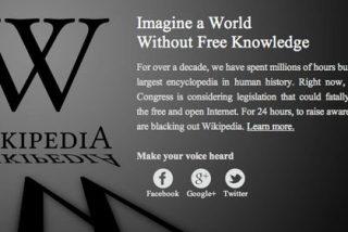 WordPress, Mozilla y Twitter se suman a la huelga digital
