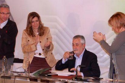 Griñán asegura que su lista será la más votada en Sevilla