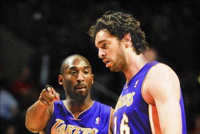 Los Lakers vuelven a perder a pesar del gran partido de su 'Big Three'