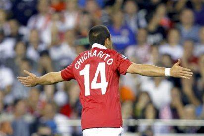 El Manchester United aprovecha la derrota del City y se sitúa colíder