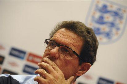Fabio Capello dimite como seleccionador inglés por el 'caso Terry'
