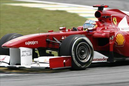 La presentación del nuevo Ferrari se hará por internet debido a la nieve