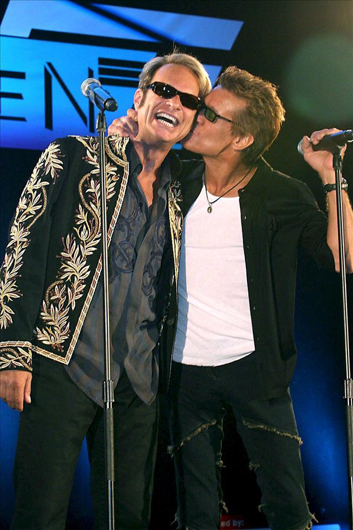 Van Halen presenta su primer disco en 14 años con un show privado en Los Ángeles