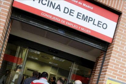 El paro registrado aumentó el 4,01 por ciento en enero hasta 4.599.829 desempleados