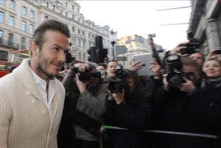 Beckham estará presente en el Super Bowl para promocionar la marca H&M