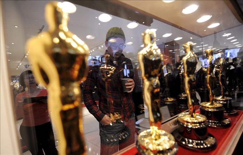 Los candidatos a los Óscar celebran hoy su tradicional comida de nominados