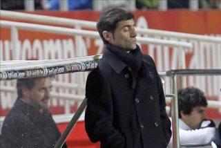 El Sevilla destituye al técnico Marcelino García Toral