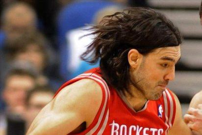 90-99. Scola surgió como líder ganador de los Rockets; Fernández, 14 puntos