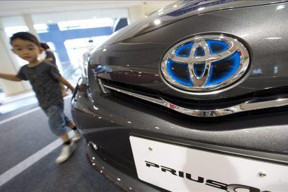 El beneficio de Toyota Motor cayó un 57,5 por ciento entre abril y diciembre
