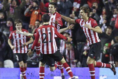 6-2. El Athletic alcanza la final de una Copa que no olvidará al Mirandés