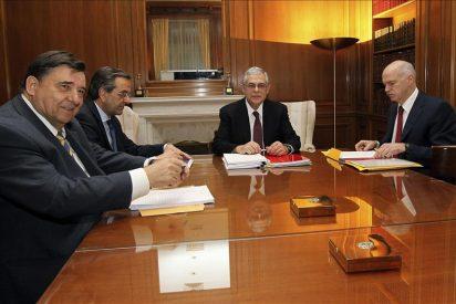 Concluye sin consenso la reunión del gobierno griego y los partidos políticos