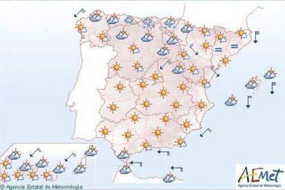 La Aemet prevé temperaturas bajas en la Península y Baleares