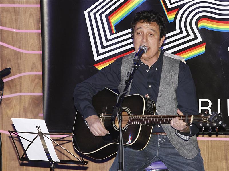 El cantante Manolo García inicia su gira con las entradas agotadas en muchas ciudades