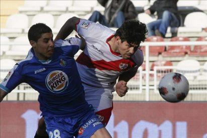 2-0. Michu y Diego Costa acercan al Rayo a la permanencia