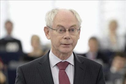 El presidente del Consejo Europeo transmitirá el mensaje de que la UE superará la crisis de la deuda