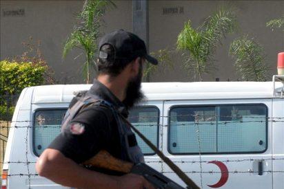 Detenido en el aeropuerto de Peshawar un estadounidense con munición