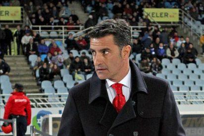 El Sevilla de Míchel mira ya al descenso tras ocho jornadas sin ganar