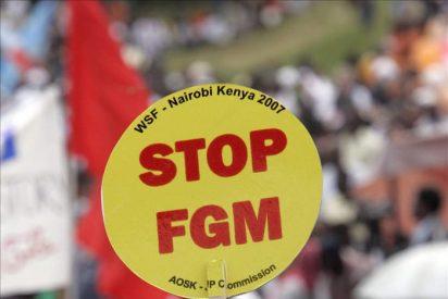 Más de 14.000 niñas que viven en España padecen riesgo de mutilación genital