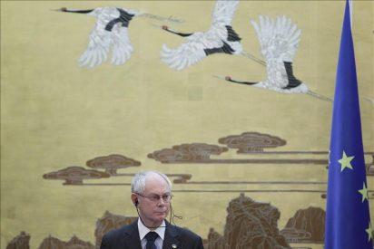 La UE y China acordaron comunicarse y coordinarse para una solución a la crisis de la zona euro