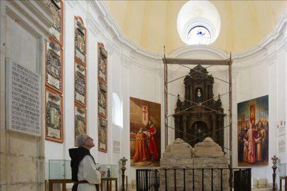 Roban parte de una colección artística del Monasterio de Cardeña, en Burgos